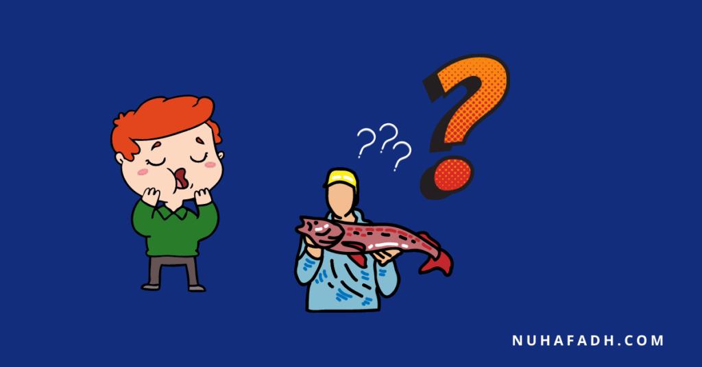 alumni harvard berbicara mengenai resiko investasi kepada nelayan